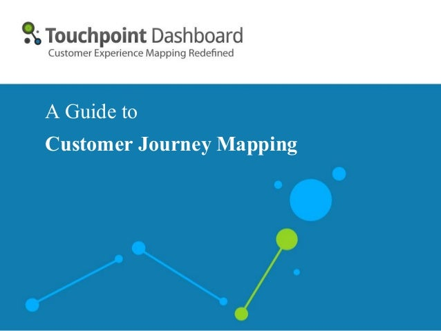 A Guide to Customer Journey Mapping