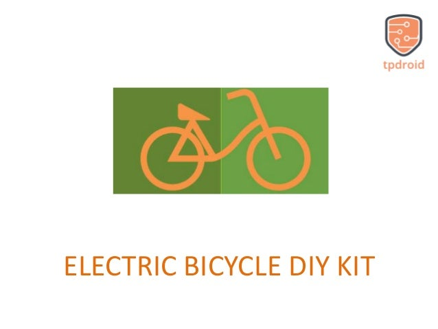 Tpdroid Electric Cycle Kit