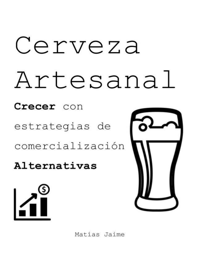 El Armario Que Plancha ~ Cerveza Artesanal Crecer con estrategias de comercialización alterna u2026