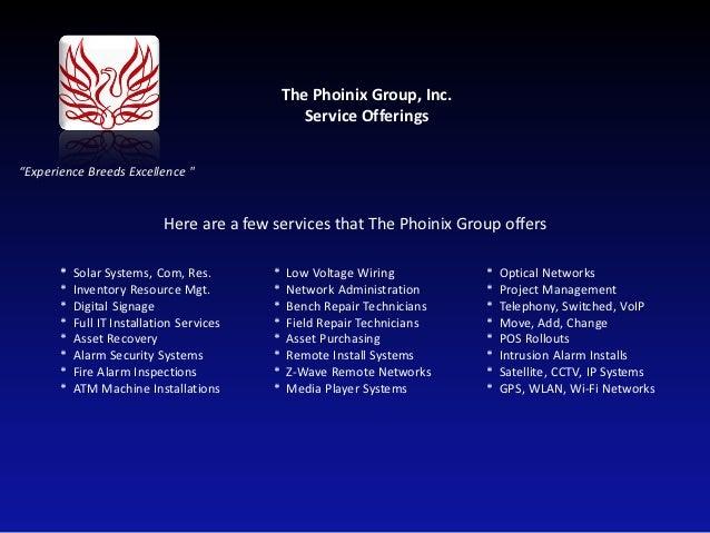 Tpg Services Ppt Jvd