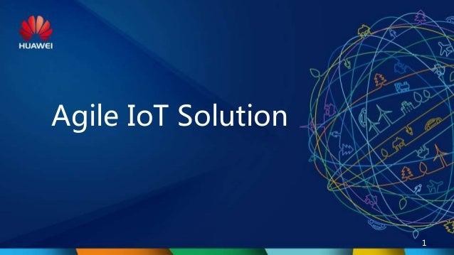 Agile IoT Solution 1