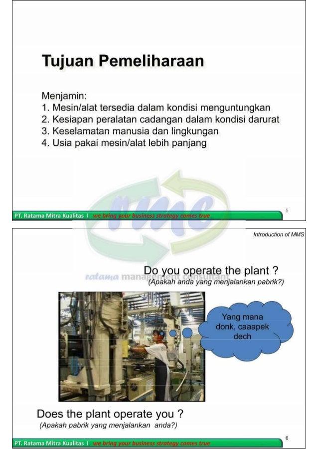 Total Productive Maintenance (TPM) Slide 3