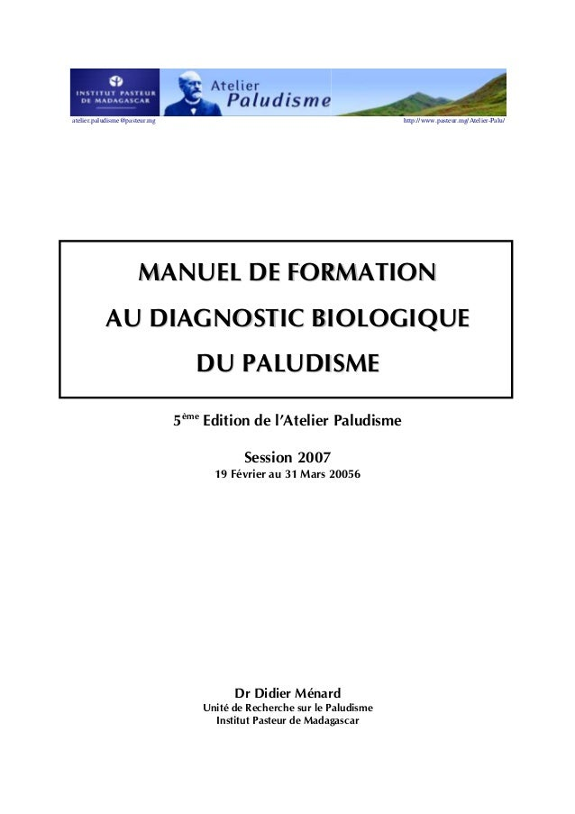 atelier.paludisme@pasteur.mg                                             http://www.pasteur.mg/Atelier-Palu/              ...