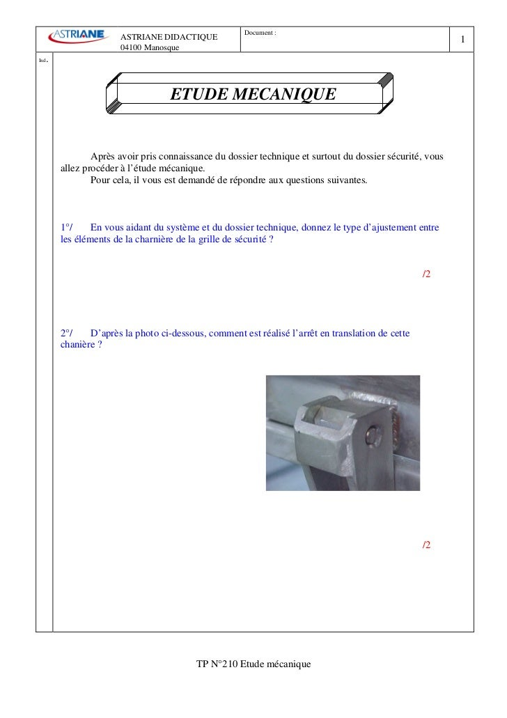 Document :                         ASTRIANE DIDACTIQUE                                                                 1  ...