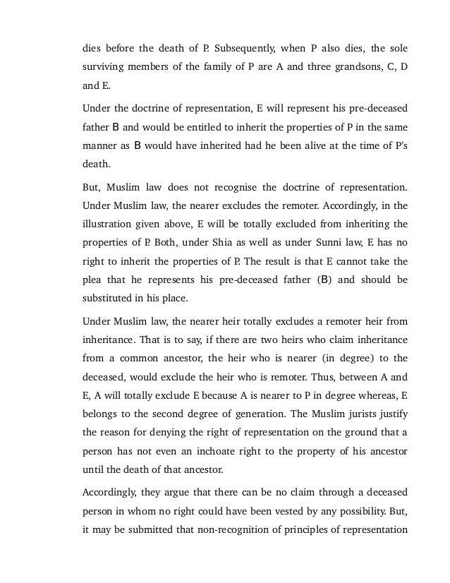 islamic law of inheritance calculator