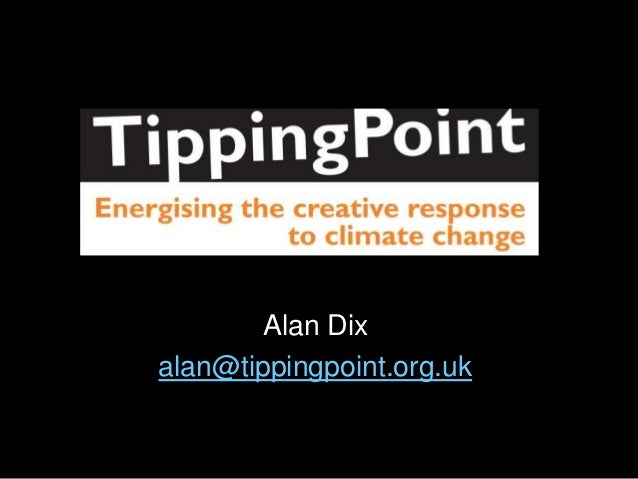 Alan Dixalan@tippingpoint.org.uk