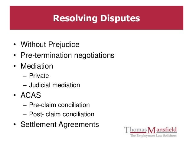 Tpp Hr Seminar Mar 2014 Resolving Issues