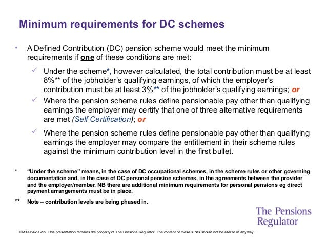 Backdating membership occupational pension scheme