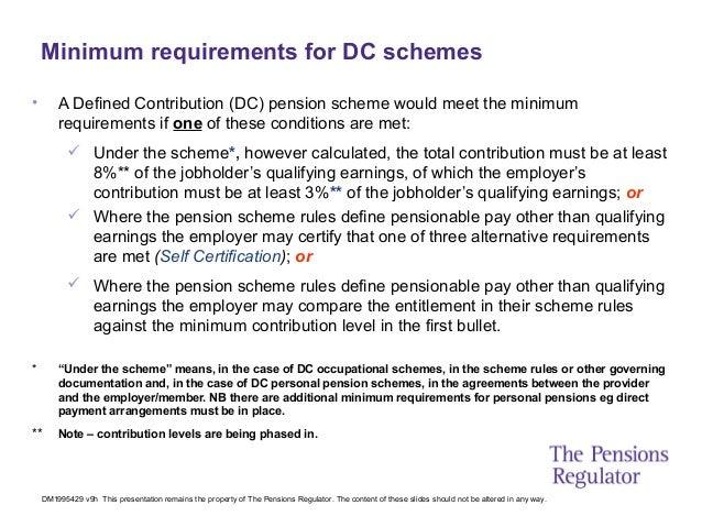 Backdating membership occupational pension scheme