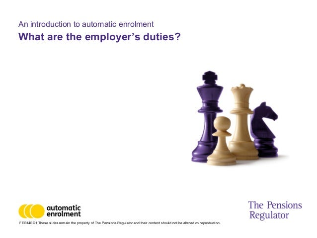 employer duties An employer has a range of responsibilities and obligations to ensure their employees get certain basic rights under employment law.