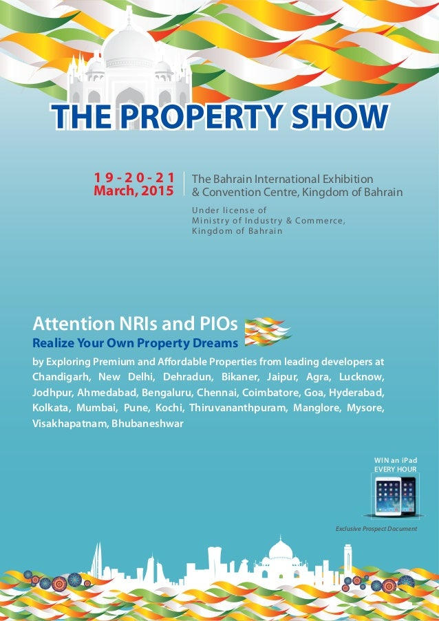 The Property Show 2015 Bahrain