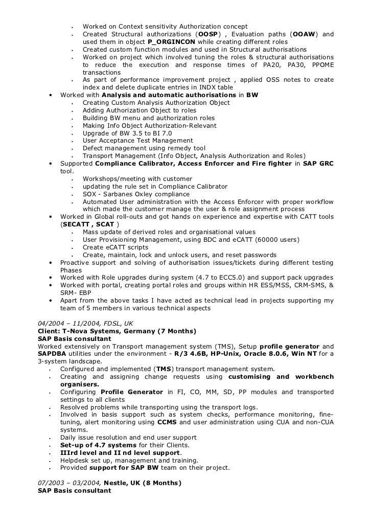 TP Security CV