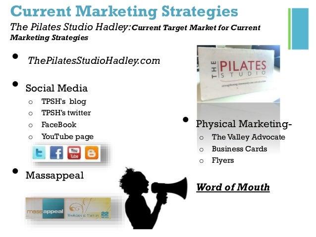 Business plan pilates