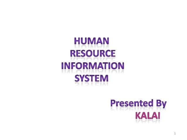 Kudler Fine Foods Human Resource Information System