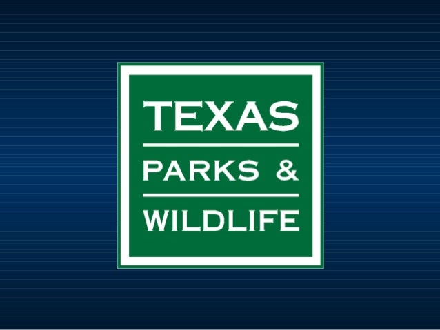 Texas Parks and Wildlife's  Texas Paddling Trails        Initiative            Shelly Plante       Nature Tourism Manager ...