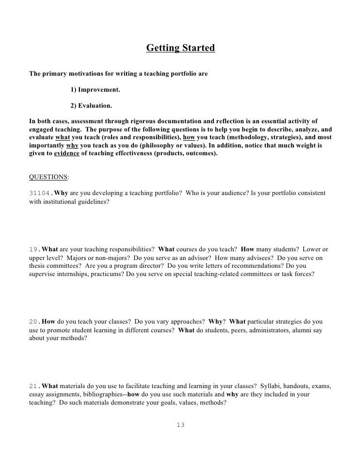 sample statement of teaching philosophy pdf