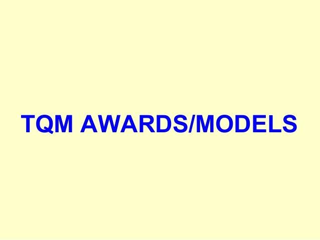 EUROPEAN QUALITY AWARDS (EFQM Excellence Awards)