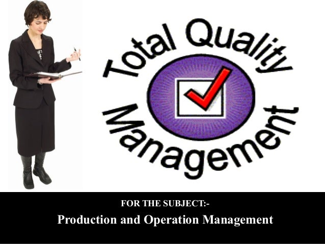 A PRESENTATION ON          FOR THE SUBJECT:-Production and Operation Management