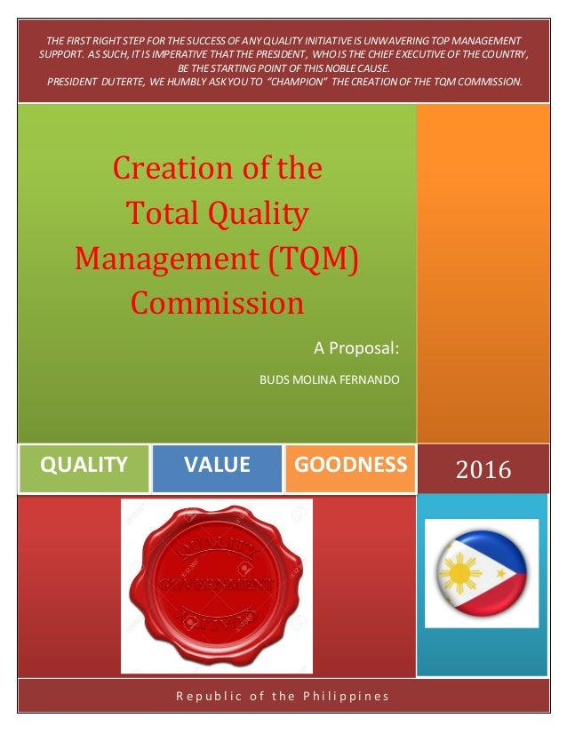 ba9203 total quality management l t In addition, this study aimed to examine the ability of tqm to transmit the effect of  eo on the organizational  published by emerald group publishing limited.