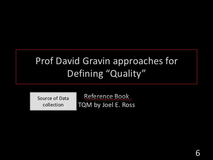 5 approaches to defining quality Quality by design (qbd) is a scientific, systematic, risk-based approach applied throughout a product's life cycle to ensure safe, effective products 1,2,3 in applying qbd approaches to biopharmaceutical processes that produce complex biomolecules, a systematic approach to process understanding is essential a key goal of process understanding.