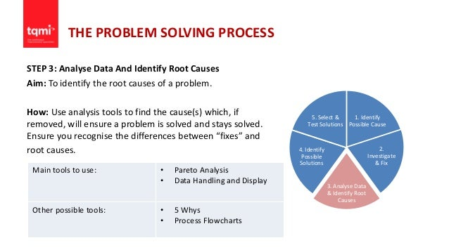 root cause paper