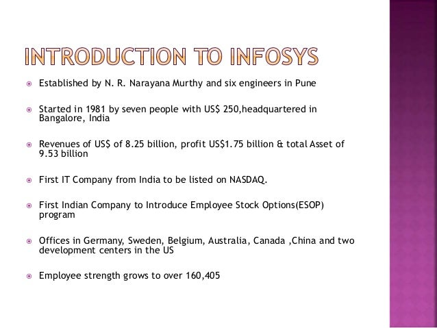 Tqm In Infosys