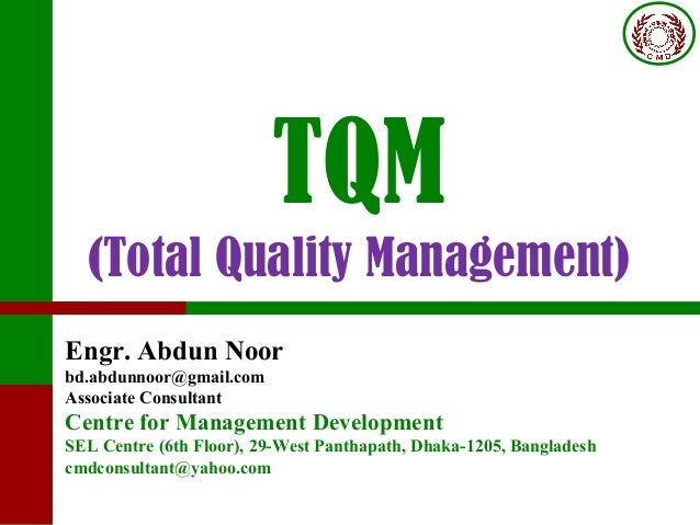 tqm of honda Total quality management of toyota business essay introduction in today's human resource management, the trends are changing from time to time.