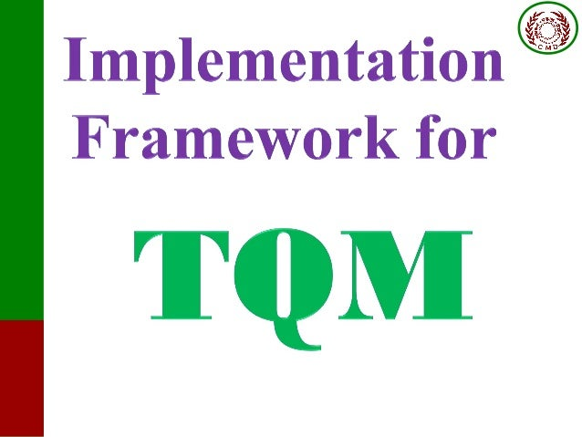 qcc in total quality management Tqm, also known as total quality control (tqc), is a management tool for improving total performance tqc means organized → kaizen activities involving everyone in a company – managers and.