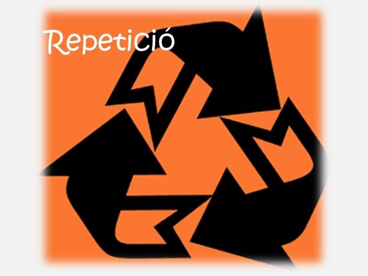 Repetició
