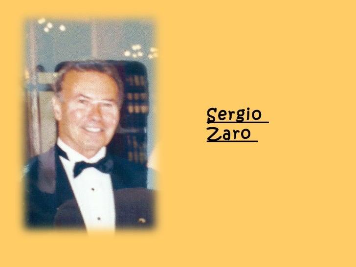 Sergio  Zaro