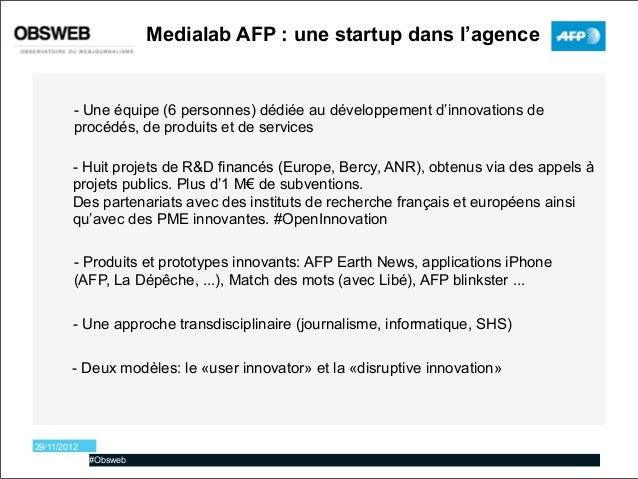 Table ronde n°1 - Denis Teyssou Slide 2