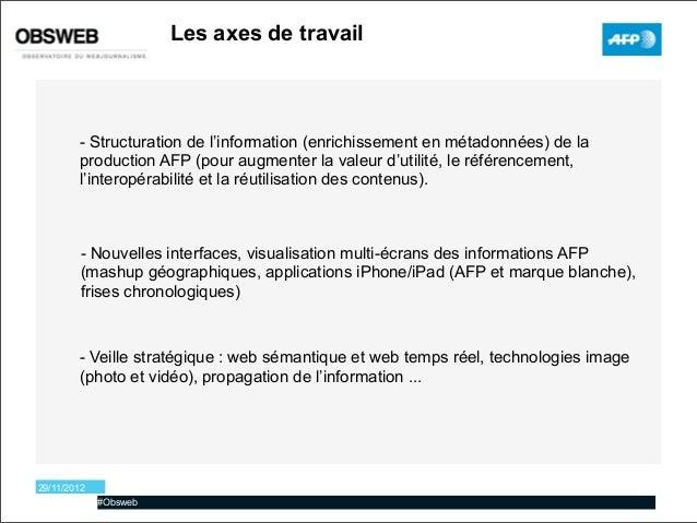 Table ronde n°1 - Denis Teyssou Slide 3