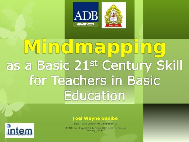 Joel Wayne Ganibe Dep. Team Leader for Component 2 SESDP/ Int' Expert for Teacher HRD and Curriculum Delivery ; ICT4E Mind...