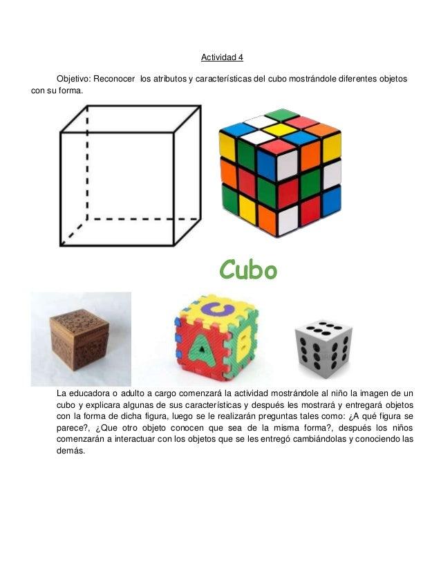 Trabajando Las Figuras Geometricas