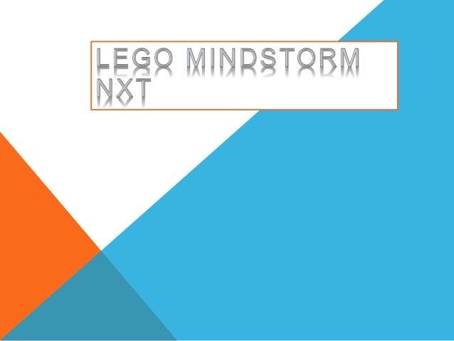 LEGO MINDSTORMS es la nueva generación en  robótica educacional, que permite a los estudiantes descubrir  la ciencia, la t...