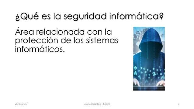Trabajar en la seguridad informática Slide 3