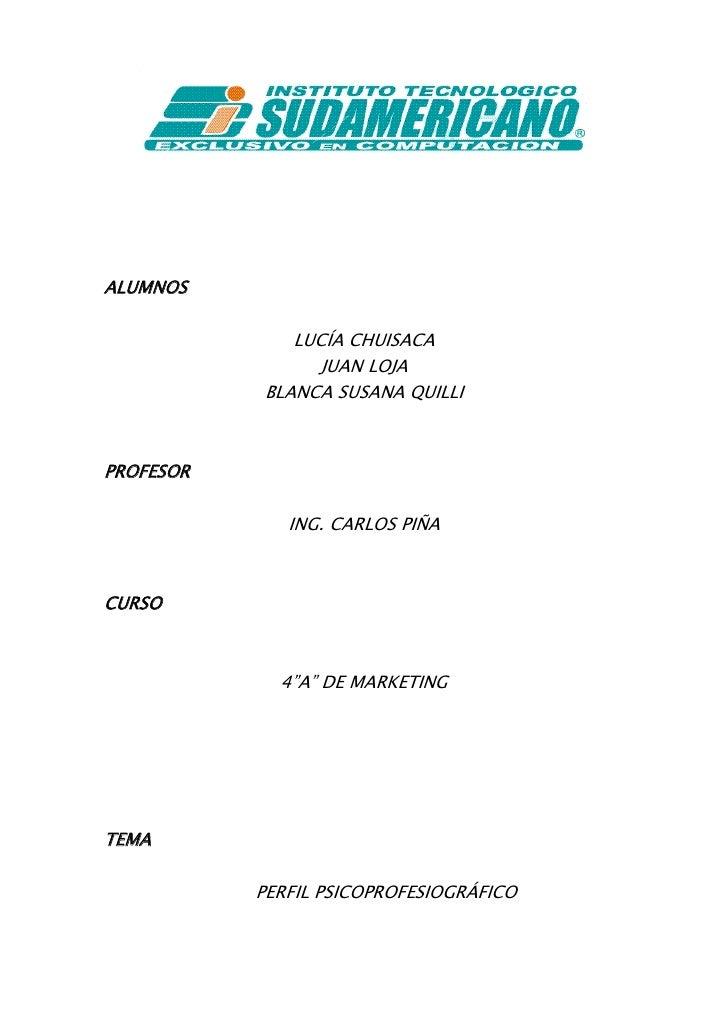 339090-194945<br />ALUMNOS<br />LUCÍA CHUISACA<br />JUAN LOJA<br />BLANCA SUSANA QUILLI<br />PROFESOR<br />ING. CARLOS PIÑ...