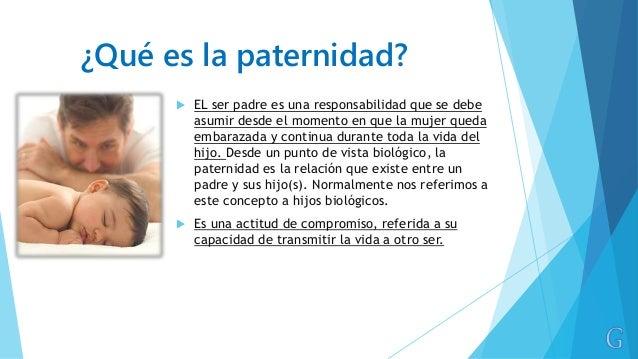 Maternidad Y Paternidad Responsable Porcarlatorres