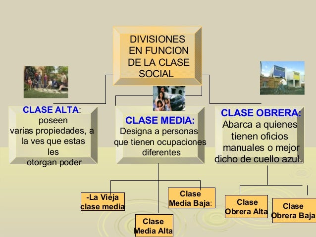 Trabajo diapositivas estartificacion social1isabel - Trabajos manuales remunerados ...
