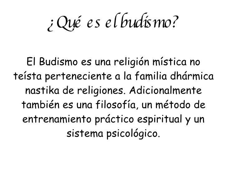 Trabajo hinduismo y budismo v2 - Mandamientos del budismo ...