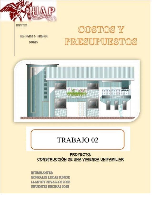 Propietario : Hoja : Fecha : Plano : Versión : Hecho por : Revisado : Largo Ancho Altura 01.00 MUROS Y TABIQUES DE ALBAÑIL...