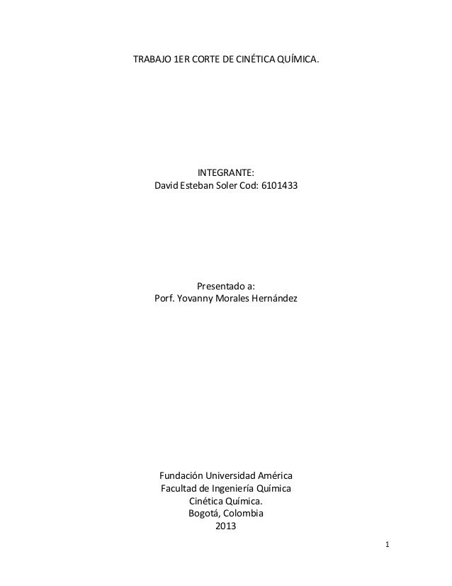 Estequiometria matricial con modelo termodinamico de correlaciones de…
