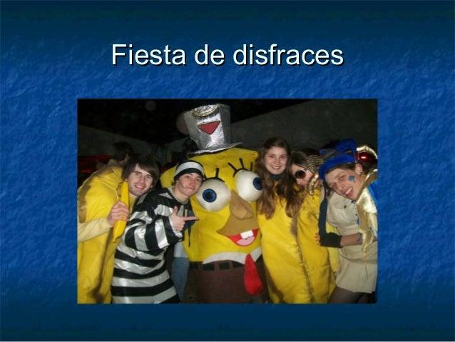 Fiesta de disfracesFiesta de disfraces