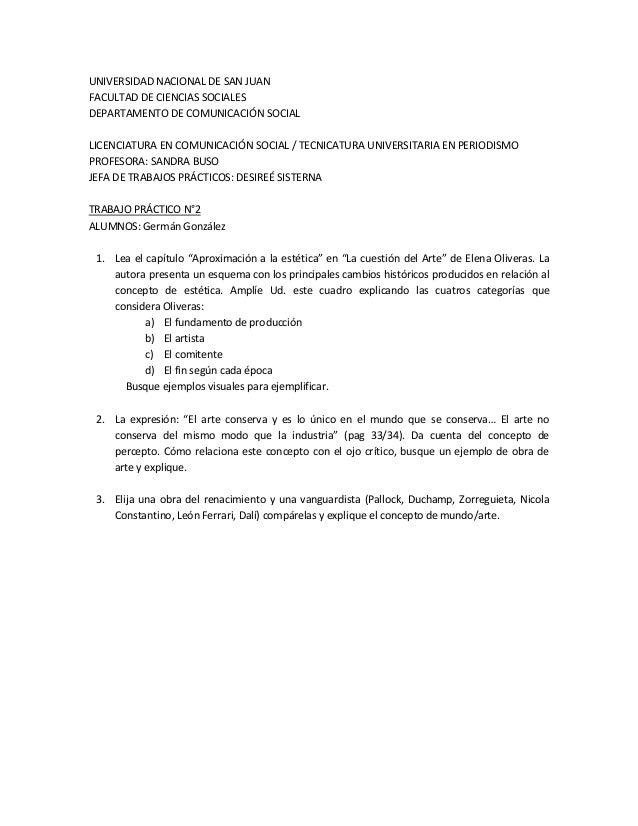 UNIVERSIDAD NACIONAL DE SAN JUANFACULTAD DE CIENCIAS SOCIALESDEPARTAMENTO DE COMUNICACIÓN SOCIALLICENCIATURA EN COMUNICACI...
