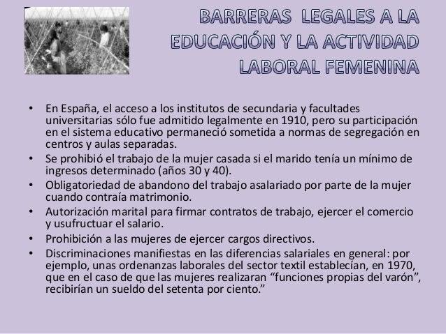 Género y Trabajo 2010 Slide 2