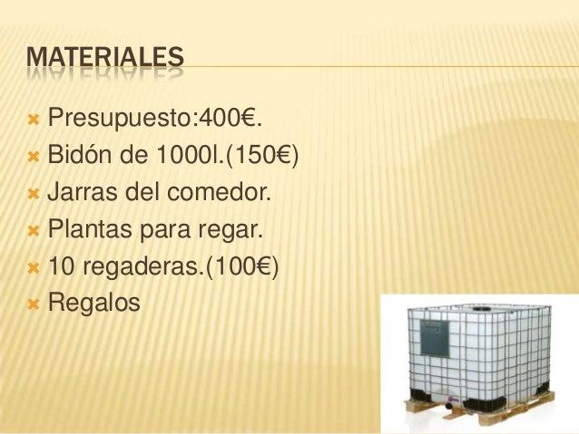 Trabajo agua sostenibilidad_huellaecologica Slide 2