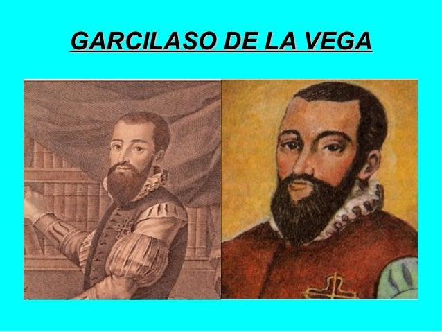 GARCILASO DE LA VEGAGARCILASO DE LA VEGA