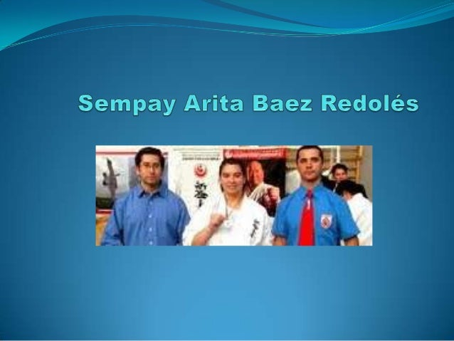 Sempay Arita Abigail Baez Redolès, nacida el 11 de junio 1990, actualmente cursando el 4ª semestre de la carrera Tec. Admi...