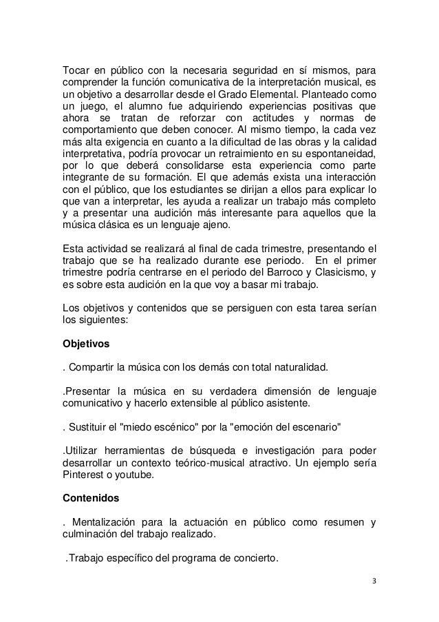 Trabajo audiciones comentadas pdf