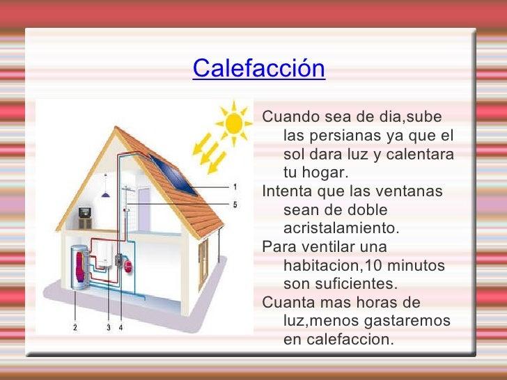 Trabajo Calefaccion Y Agua Caliente Slide 2